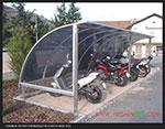 tettoia-pensilina-biciclette-vendita-Napoli