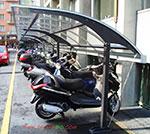 tettoia-biciclette-parcheggio-Napoli