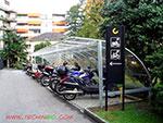 pensiline-tettoie-copertura-biciclette-Napoli