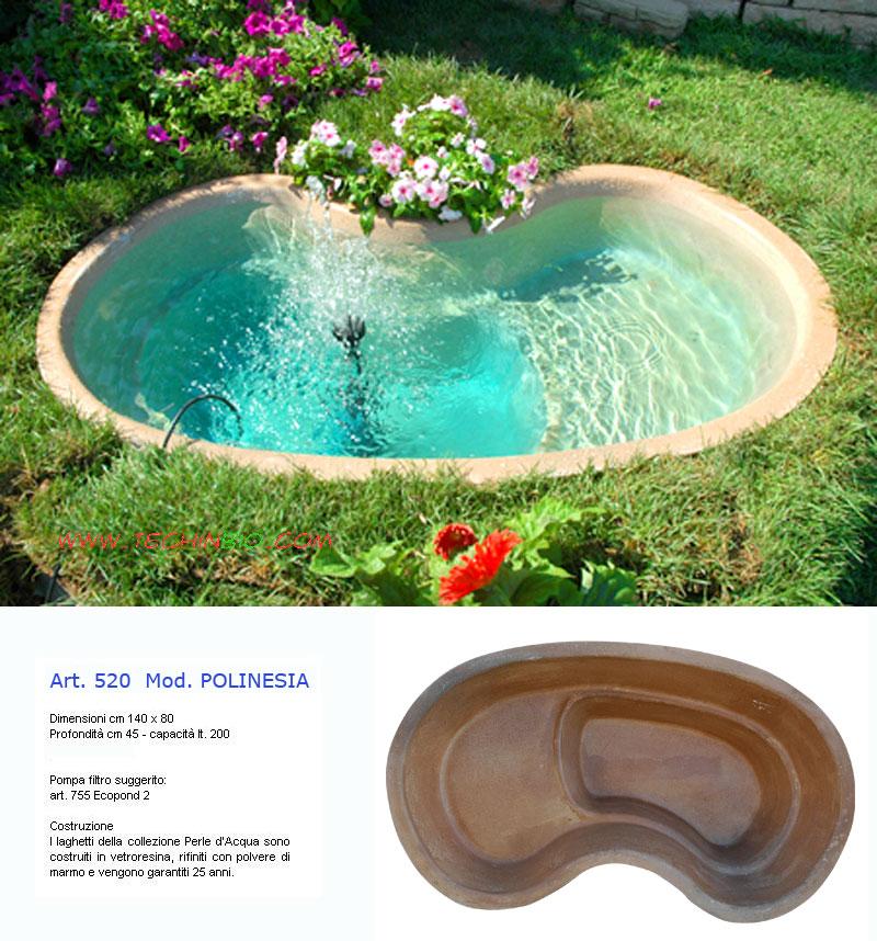 laghetti giardino cascate artificiali prezzi vendita