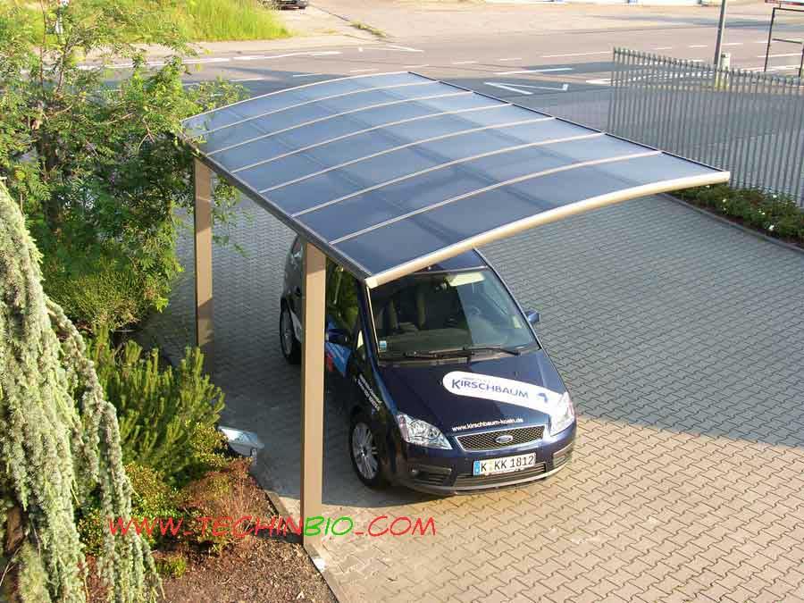 carport in alluminio tettoia parcheggio auto design parcheggio. Black Bedroom Furniture Sets. Home Design Ideas