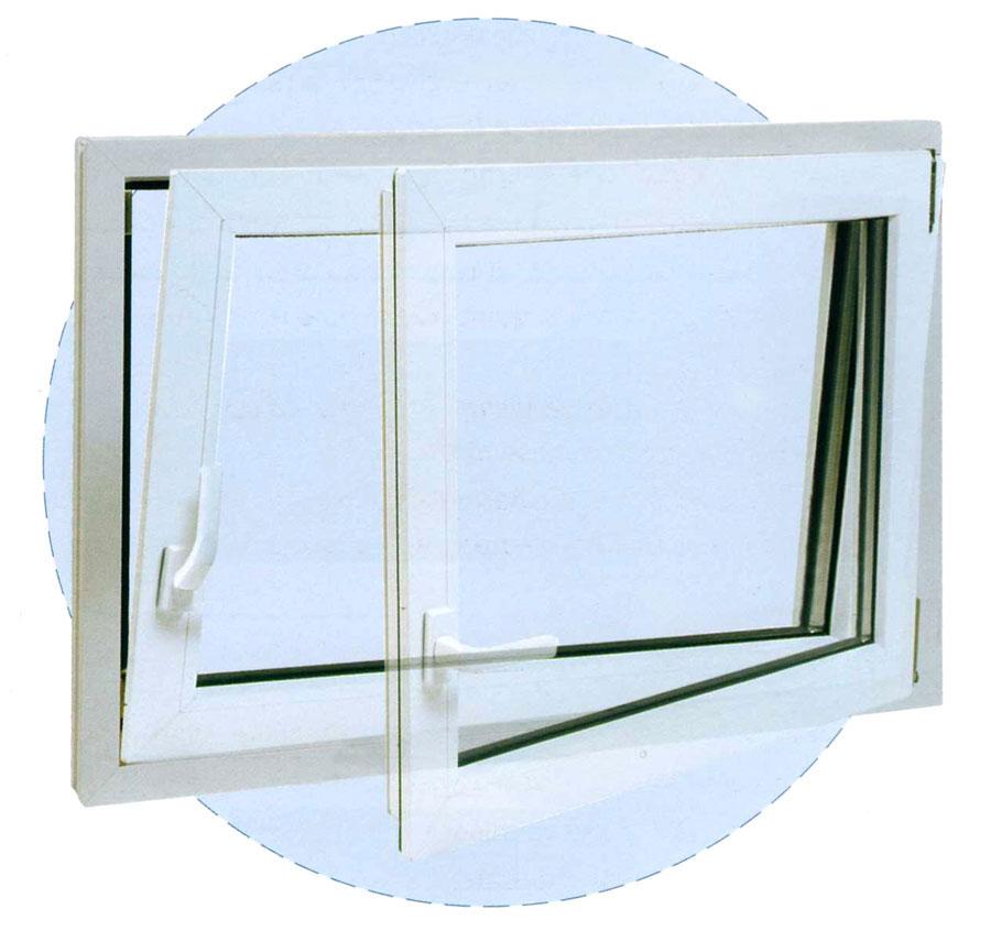 Finestre da cantina finestre pvc garages serramenti per for Costo finestre pvc