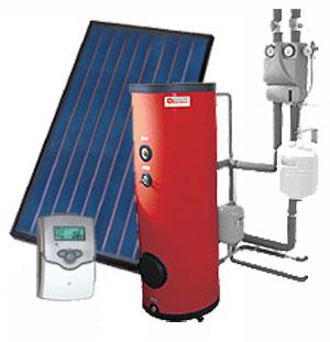 Pannelli solari acqua calda sanitaria prezzi pannelli for Tubi di acqua calda sanitaria