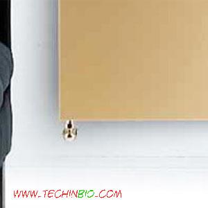 Termosifoni d 39 arredo vendita radiatori design prezzi brem for Radiatori arredo