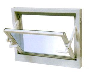 Finestre da cantina finestre a cassero finestre in pvc per cantina - Controtelaio finestra prezzo ...