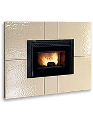 Inserto termocamino pellet installazione climatizzatore for Inserto a pellet per camino