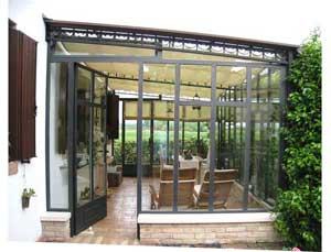 Giardino Dinverno Veranda : Verande verandine veranda serre veranda giardini d inverno