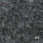 Bottone moquett grigia