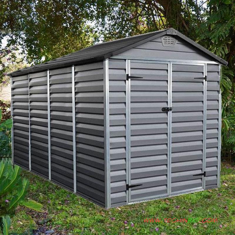 Casette policarbonato vendita casette giardino casette prezzi casette legno - Casette da giardino in alluminio ...