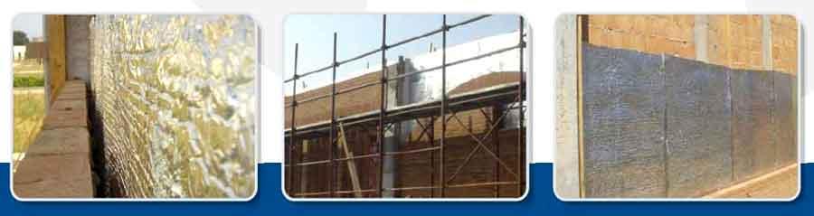 Isolamento acustico pareti tutte le offerte cascare a fagiolo - Pellicola riflettente per finestre ...